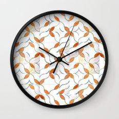 Modern Tiles Wall Clock