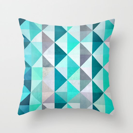 blyss Throw Pillow