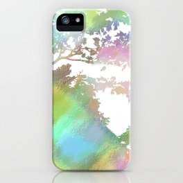 Up Over the Mountain iPhone Case