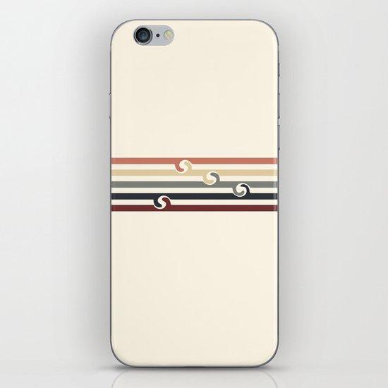 Vintage Beach iPhone & iPod Skin