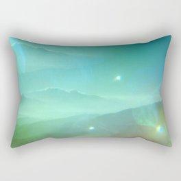 universal truth ii Rectangular Pillow