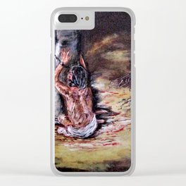 Our Sins Clear iPhone Case