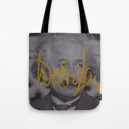Weirdo: Einstein Tote Bag