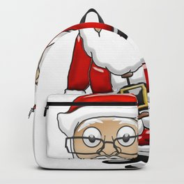 *Exclusive* First and Only MoCKiNg SaNta! Backpack