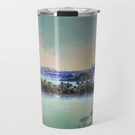 Sydney - The Harbour City Travel Mug