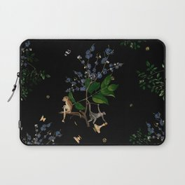 Monkey World: Apy and Vinnie Laptop Sleeve