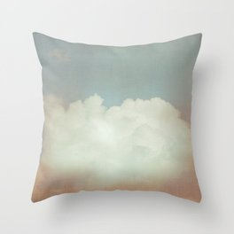 Come With Me, Wendy Throw Pillow