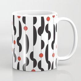 Squiggleoo Red Dot Coffee Mug