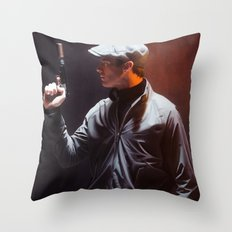 The KGB's best Throw Pillow