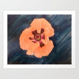 FB_FLOWER Art Print