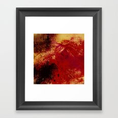 Floor Dweller Framed Art Print