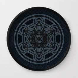 Tetra Star Wall Clock