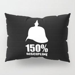 Prussia 150% discipline Pillow Sham
