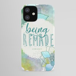 Being Remade - Watercolor iPhone Case