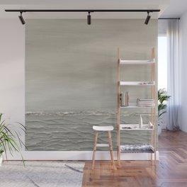 Gray Seas 3 Wall Mural