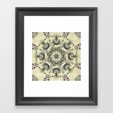 000001 Framed Art Print