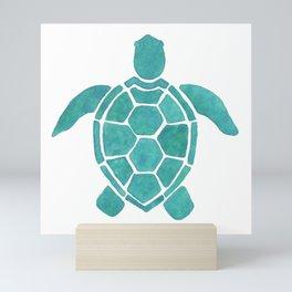 Turtle Wall Art Mini Art Print