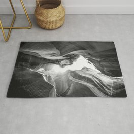 ANTELOPE CANYON III / Arizona Desert Rug
