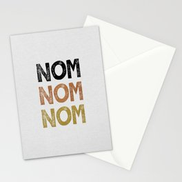 Nom Nom Nom Stationery Cards