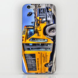 American School Bus iPhone Skin