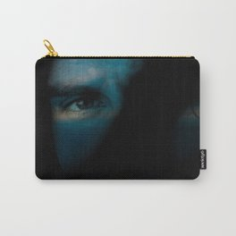Face and clouds dream Carry-All Pouch
