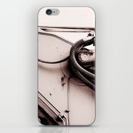 Dig Doug Industry Machine Abstract iPhone Skin