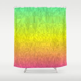 Summer - Flipped Shower Curtain