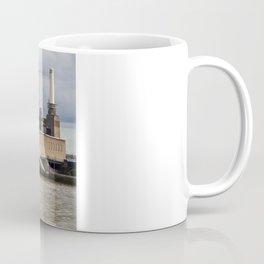 Battersea Power Station with Pink Floyd Pig Coffee Mug