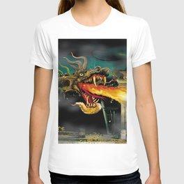 Barton The Mutant Salamander T-shirt