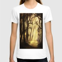 forrest T-shirts featuring The forrest by Richard Eijkenbroek