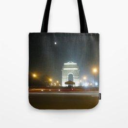 Rush Hour - India Gate Tote Bag