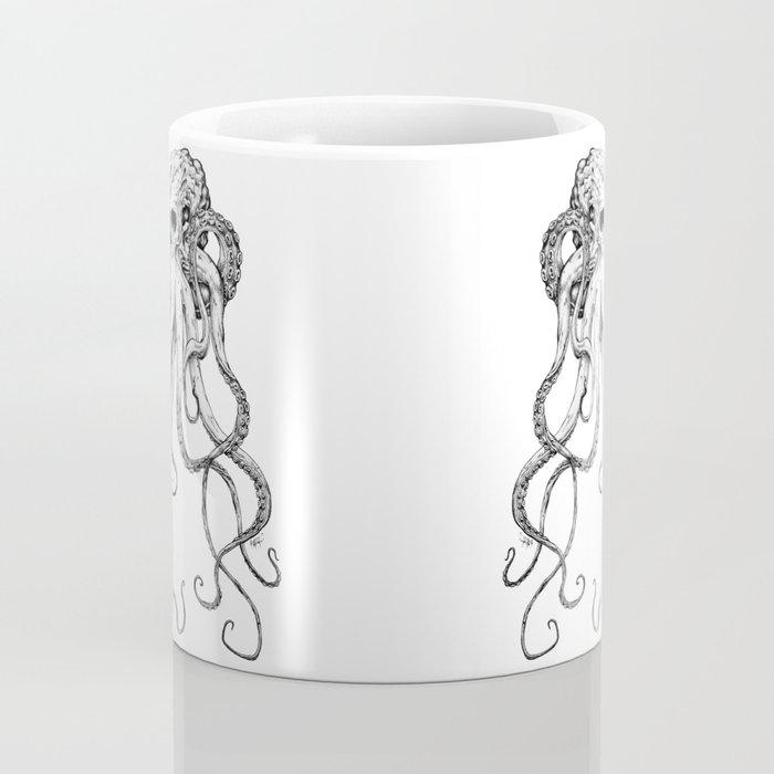 Octoskull Coffee Mug