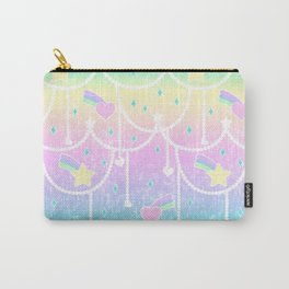 Beads and Stickers Carry-All Pouch