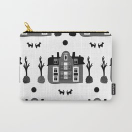 Eira mansion(black) Carry-All Pouch