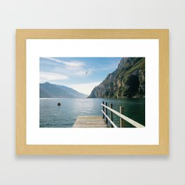 beautiful nature Framed Art Print