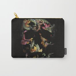 Paisley Skull Carry-All Pouch