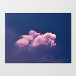Clouds 24 Canvas Print