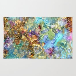 Mermaids Treasure Rug