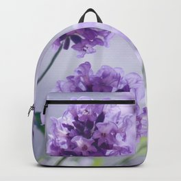 lavender Purple Backpack