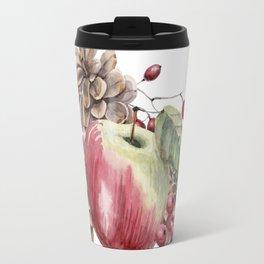Winter Composition Travel Mug