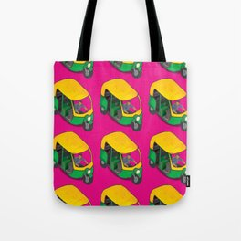 Kitsch Auto Wala Tote Bag