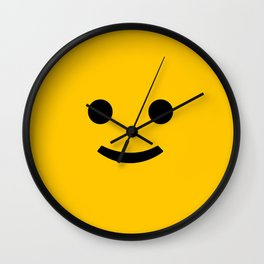 Minifig Wall Clock