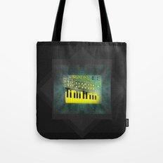 Futuretro Space Tote Bag