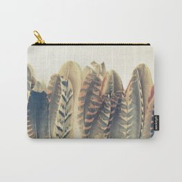 Feather Dip Carry-All Pouch