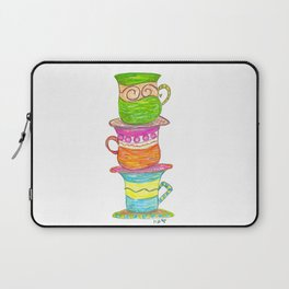 Crazy Cups Laptop Sleeve