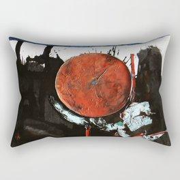 Circles 2 Rectangular Pillow