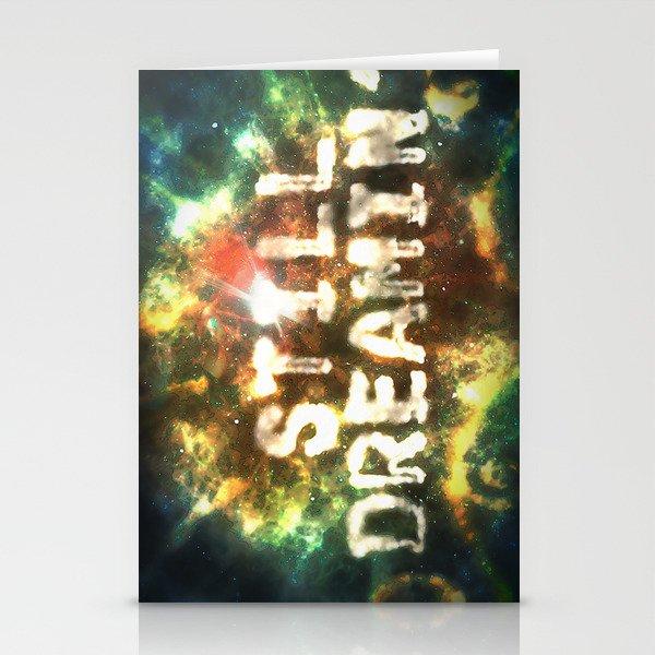 Still Dreamin' Stationery Cards
