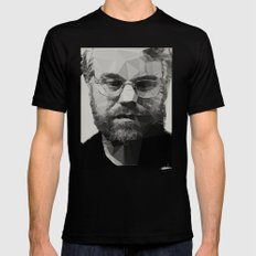 R.I.P Philip Seymour Hoffman Mens Fitted Tee LARGE Black