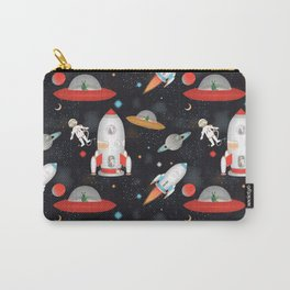 Spaceships Carry-All Pouch