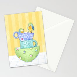 I Was Here First Stationery Cards